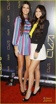 Kendall & Kylie Jenner!