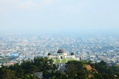 Griffith Observatory, CA