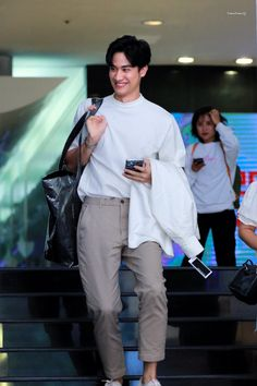 Theory Of Love, Tumblr Boys, White Outfits, Boyfriend Material, Cute Wallpapers, To My Future Husband, My Sunshine, Thailand, Handsome
