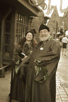 Hogwarts, Disney World