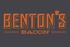 Benton's Bacon Shirts by Austin Gray, via Behance