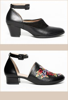 Georges Hobeika  F/W 2016-17 Georges Hobeika, Heeled Mules, Heels, Casual, Style, Fashion, Heel, Swag, Moda
