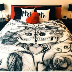 Hermoso!!! Nisiquiera dan ganas de destender la cama !! Slvh