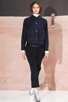 Organic by John Patrick Fall 2014 Ready-to-Wear - Collection - Gallery - Look 1 - Style.com