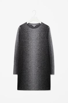 Jacquard jumper dress - Grey melange - Archive - COS US Normcore, Fashion Brand, Womens Fashion, Jumper Dress, Contemporary Fashion, Gray Dress, Stylish Outfits, Dresses For Sale, Designer