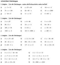 59 besten Mathematik Bilder auf Pinterest | Grundschulen ...