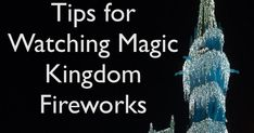 One of the best parts of spending a magical day at Disney World is the evening fireworks. Here are some great tips for Watching Magic Kingdom Fireworks. Disney World Shows, Disney World Parks, Walt Disney World Vacations, Disney World Tips And Tricks, Disney Trips, Magic Kingdom Fireworks, Disney Magic Kingdom, Disney Tickets, Disney Travel