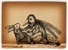 'Wounded Soldier' Jon Carling 2011