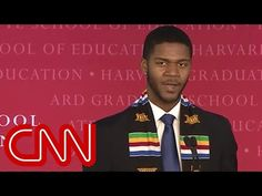 (200) Harvard graduate's unique speech goes viral - YouTube