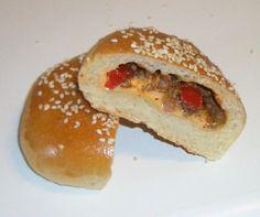 Bagel, Hamburger, Sandwiches, Bread, Baking, Easy, Food, Drinks, Drinking