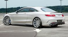 Mercedes-Benz S63 AMG Coupe 800PS by Voltage Design