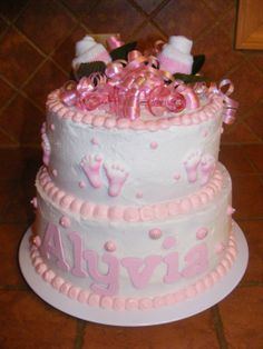 Baby Shower Cakes From Walmart Walmart Bakery Baby