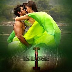 Vikram and Amy jackson in I Star Wars, Bollywood, My Man, Amy, Actors, Goat, Prince, Casual