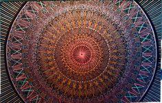 Fibonacci Mandala