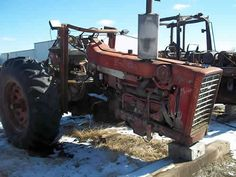 International 826 tractor salvaged for used parts. This unit is available at All States Ag Parts in Downing, WI. Call 877-530-1010 parts. Unit ID#: EQ-23774. The photo depicts the equipment in the condition it arrived at our salvage yard. Parts shown may or may not still be available. http://www.TractorPartsASAP.com