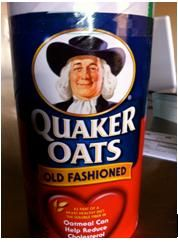 Natural #skin care recipes - oats