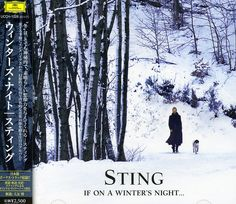 If On A Winter's Night (Gatefold Cover) | Sting | Pinterest