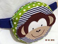 Dětská ledvinka opice