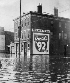1937 flood louisville ky | ... Place at Story Ave. & Cabel Street in 1937 flood (see credit above