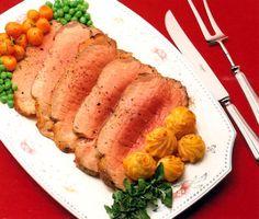 Rosbife...veja a receita em www.gastronomias.com/fim-de-ano