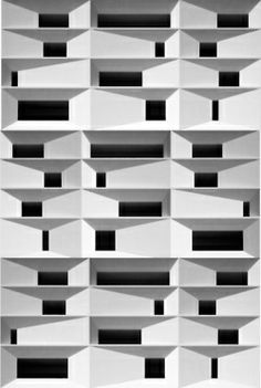 squared holes