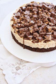 Deep Dish Peanut Butter Cheesecake Brownies