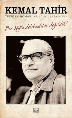 Biz Böyle Delikanlılar Değildik, Kemal Tahir'in serüvenine eşlik etmek isteyenlerin başvuracağı romanların ilk cildi. http://www.idefix.com/kitap/biz-boyle-delikanlilar-degildik-kemal-tahir/tanim.asp?sid=U3M3XWJUOB2DPX6O301R