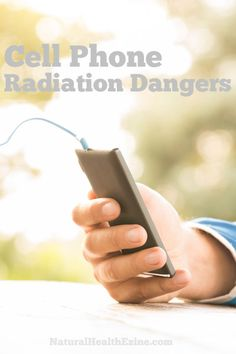 Cell Phone Radiation Dangers