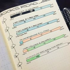 Updated reading log as of the end of November. Didn't have as much time for reading the past couple months, but looking forward for a chance to get a couple more in before the end of the year.  #bulletjournal #bujo #bulletjournaling #bulletjournalcommunity #bujojunkies #bujocommunity #bujoideas #bujotracker #bulletjournalspread #bulletjournaladdict #bulletjournalreadingtracker #readingtracker #Leuchtturm1917 @leuchtturm1917 #staedtlerpens #staedtlerpigmentliner #staedtlerfineliner
