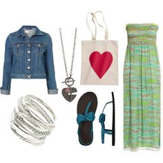 summer is coming, created by klzsuzska on Polyvore