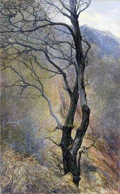 "Andrey Mamaev  ""Wish Tree"""