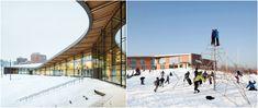 Un increíble espacio inaugurado en 2012, con 10.000m2 diseñados por el galardonado estudio Verstas Architects, que combina arquitectura, educación y un especial sentido de pertenencia a la comunidad. Helsinki, Pisa, Fair Grounds, Fun, Travel, Outdoor, Finland, Community, Future Tense