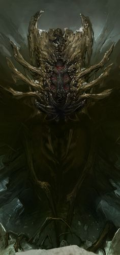 Dead Space 3 - Hive Mind Head