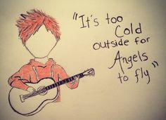 A Team- Ed Sheeran