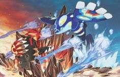 To celebrate the impending release of Pokémon Omega Ruby and Pokémon Alpha Sapphire on November 21, Nintendo has revealed new editions of the Nintendo 2DS: Transparent Blue and Transparent Red. Through colour-coordination, the hardware will be bundled with the two titles.