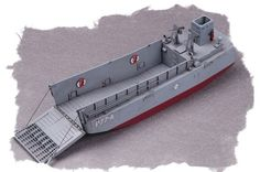 Scalehobbyist.com: LCM-3 USN Landing Craft by HobbyBoss Models