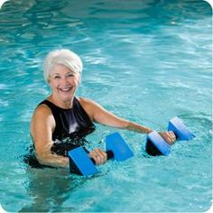 Treating Arthritis with Hydrotherapy