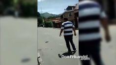 Explosion cerca de la bomba de Bellanita detras del D1, Bello, Antioquia...