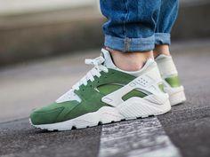 Nike Air Huarache: Green