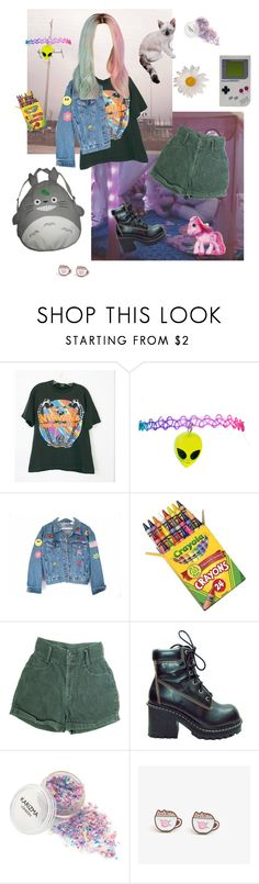 """""""#210"""" by mafromero666 ❤ liked on Polyvore featuring Well Worn and Pusheen"""