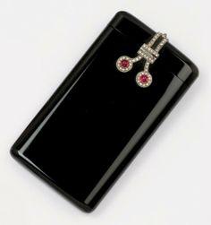 Cartier - Onyx Card Case