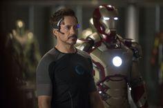 Still of Robert Downey Jr. in Iron Man 3.........Garrus...is that you?