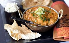 Crunchy Peanut Butter, Turkey and Coconut Curry Recipe