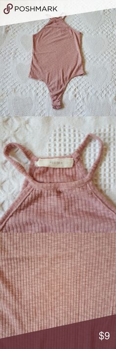 Pink Bodysuit Used once Other