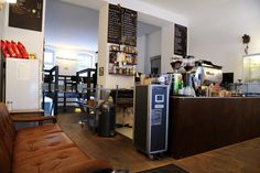Godshot - one of the best coffee places in Berlin