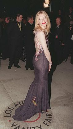 Oscars: Cate Blanchett in John Galliano, 1999