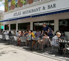 Downtown Iowa City Restaurant | Atlas Iowa City