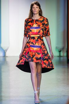 Peter Pilotto Spring 2014 Ready-to-Wear Collection Photos - Vogue