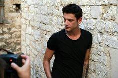 Maksim Mrvica, Šibenik, Croatia Good Genes, Bad Boys, Croatia, Beautiful Men, People, Mens Tops, T Shirt, Projects, House