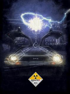 BACK TO THE FUTURE Art Does Not NeedRoads - News - GeekTyrant